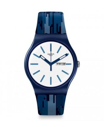 Orologio Swatch Fiammablu