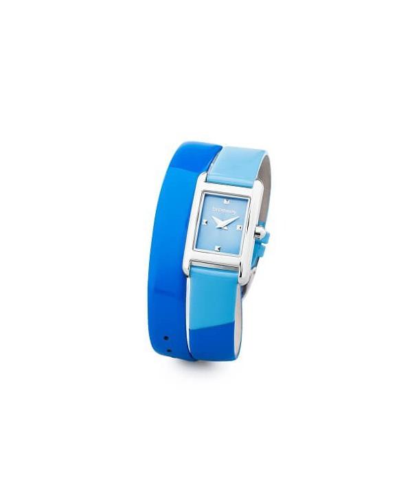 Orologio Brosway DEJAVU con cinturino lungo doppio giro azzurro, bianco o rosa