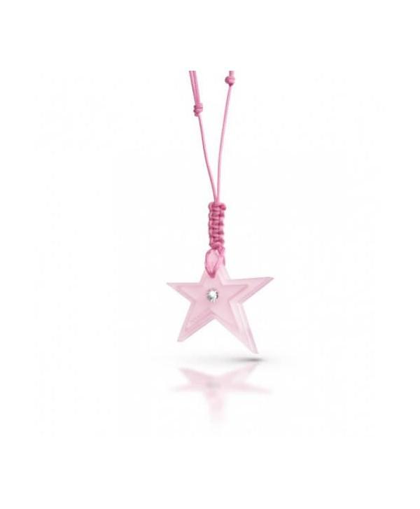 Diamante Namuri Baby Stella rosa/celeste