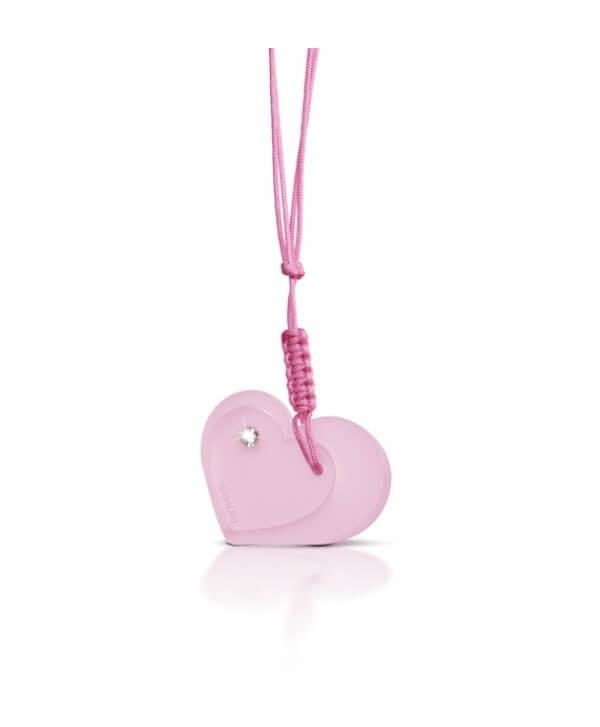 Diamante Namuri Baby Cuore rosa/celeste
