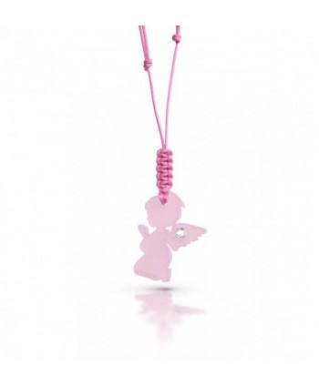 Diamante Namuri Baby Angelo rosa/celeste