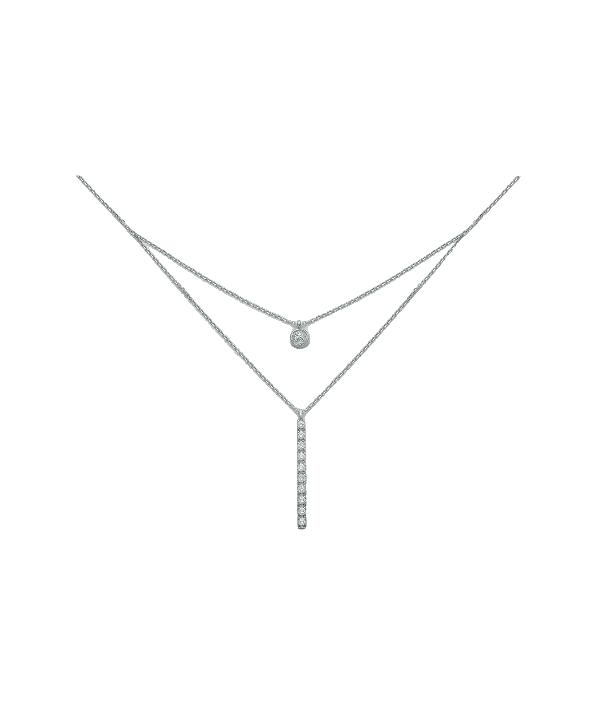 Collana Miluna Le Parure Diamante