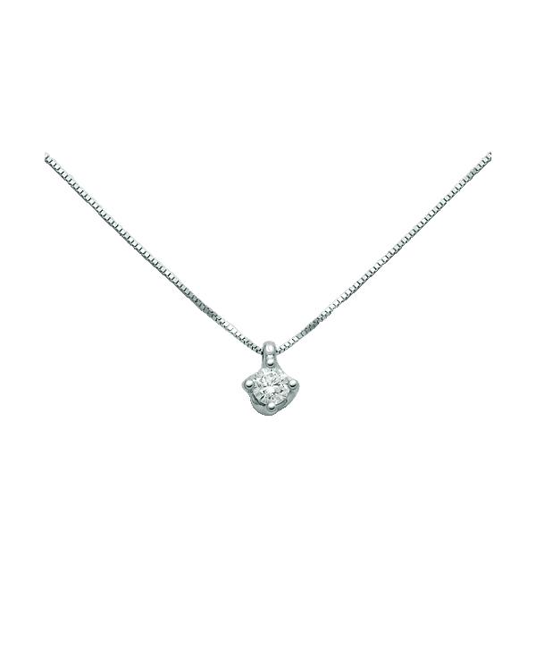 Collana Miluna Le Parure Diamanti