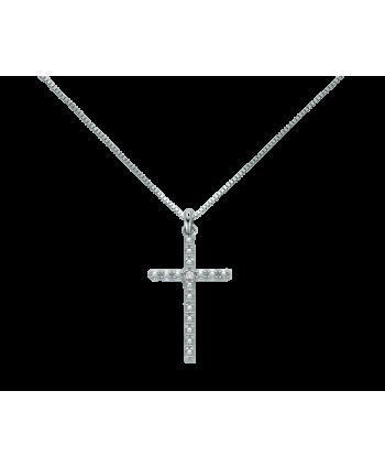 Collier Donna Miluna Le Croci In Diamanti CLD3986