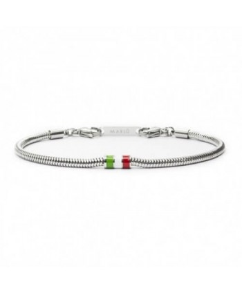Bracciale Marlù Italia nel cuore snake 22BR006