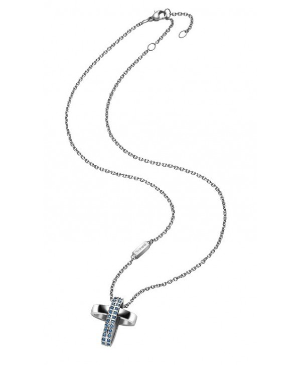 COLLANA DONNA BREIL COLL  CHARMING CROSS TJ1462