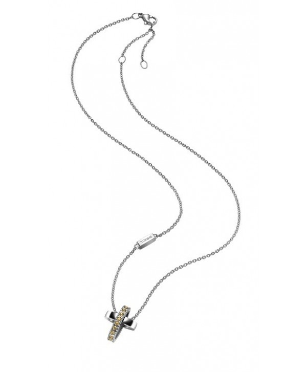 COLLANA DONNA BREIL COLL  CHARMING CROSS TJ1466