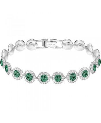 Bracciale Swarovski Angelic verde 5237769