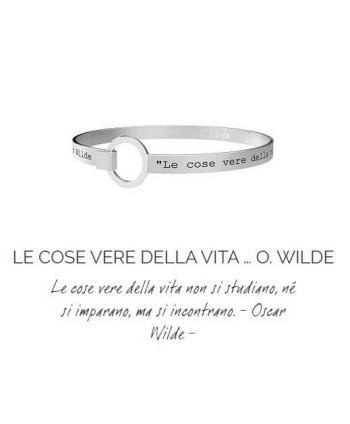 Bracciale Kidult Oscar Wilde