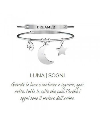 Bracciale Kidult Luna/Sogni 731312