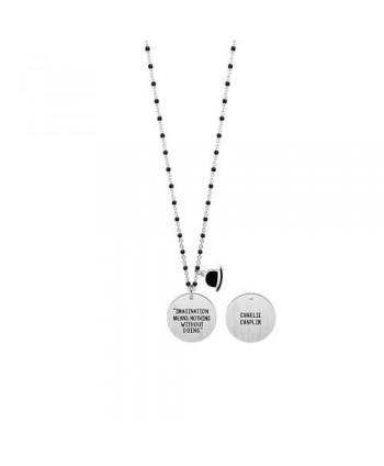 Collana lunga Kidult Charlie Chaplin Collection Imagination 751147