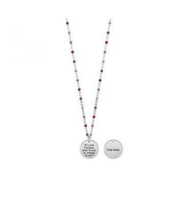 Collana Kidult Frida Kahlo Collection colorata 751149