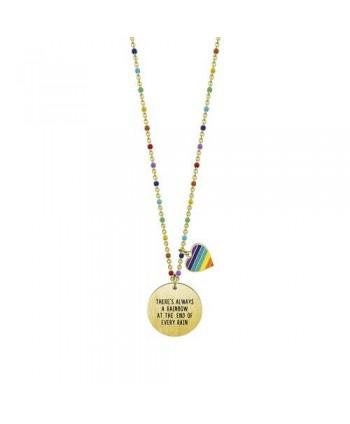 Collana lunga Kidult Rainbow 751021