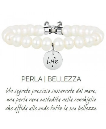 Bracciale Kidult Perla/Bellezza