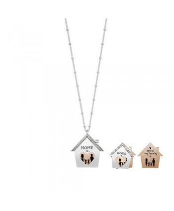 Collana lunga Kidult Family Home 751120
