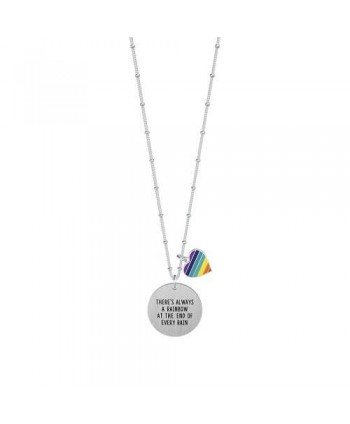 Collana lunga Kidult Philosophy Rainbow 751127