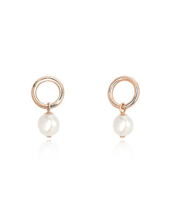 Orecchini Mabina con perla