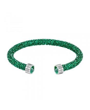 Bracciale rigido Crystaldust Verde Swarovski 5273637 5292919