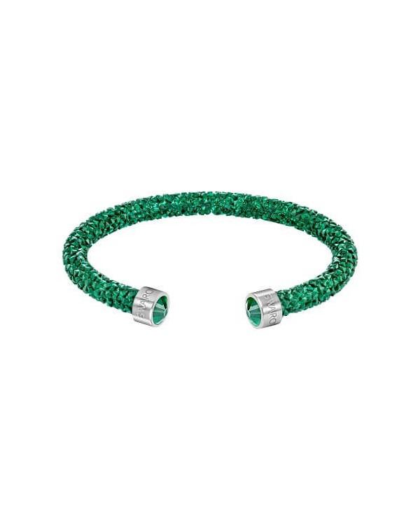 Bracciale Swarovski Crystaldust Verde