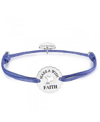 Bracciale S'Agapõ Make a Wish Faith SMW15