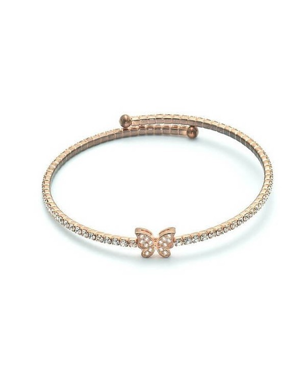 Bracciale Kiara Basik Chic oro rosa o argento