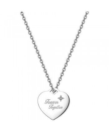 Collana S'Agapõ Be My Always Forever Together SBM04