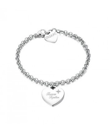 Bracciale S'Agapõ Be My Always Forever Together SBM16