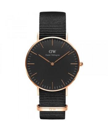 Orologio Daniel Wellington Classic Cornwall Black 36 mm