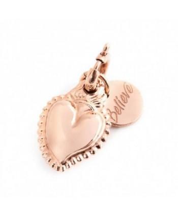 Ciondolo Marlù Vision Cuore Sacro rosato 33CH0003R