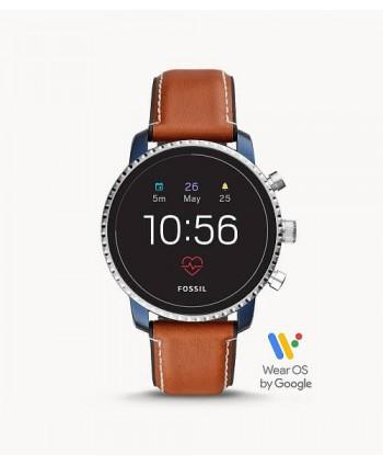 Orologio Uomo Smartwatch Fossil Q Explorist FTW4016