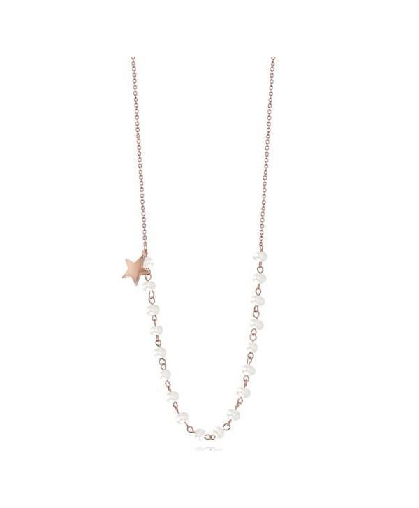 Collana Mabina perle e stella
