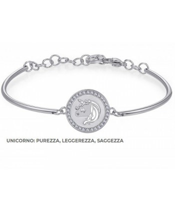 Bracciale Brosway Chakra Unicorno BHK249