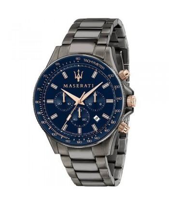 Orologio Maserati Sfida antracite R8873640001 R8873640001