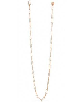 Collana Unoaerre Bronze paper chain (3 colori)