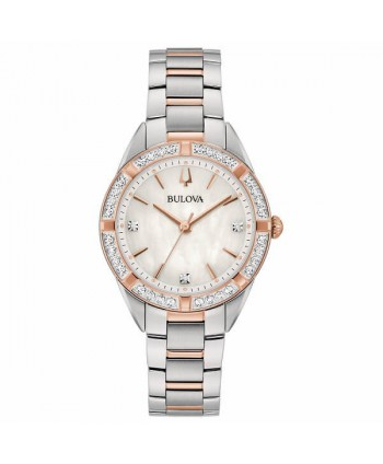 Orologio Donna Bulova Diamonds Sutton