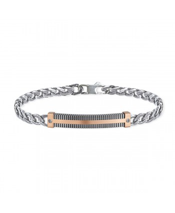 Bracciale 2 Jewels Uomo Techno City 232147