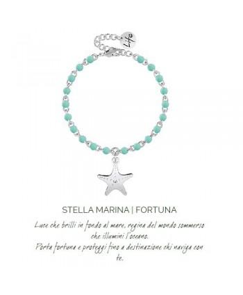 Bracciale Kidult Stella Marina/Fortuna