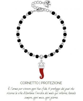 Bracciale Kidult Cornetto/Protezione