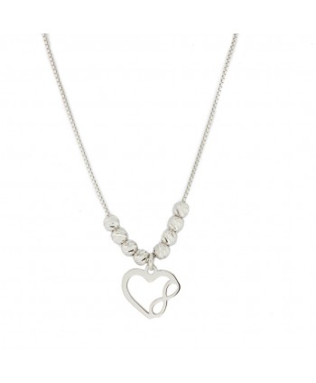 Collana Faga Collection Cuore ed Infinito