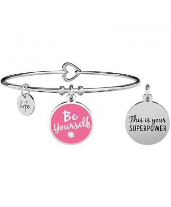Bracciale Kidult BE YOURSELF