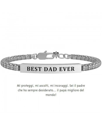 Bracciale Uomo Kidult BEST DAD