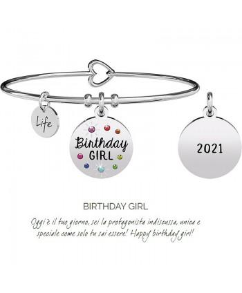Bracciale Kidult BIRTHDAY GIRL