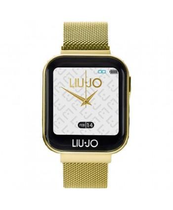 Orologio Smartwatch Liujo oro