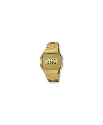 OROLOGIO CASIO COLLECTION UOMO A168WG-9BWEF