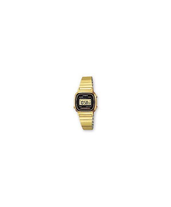 Orologio Donna Casio Collection Retro dorato
