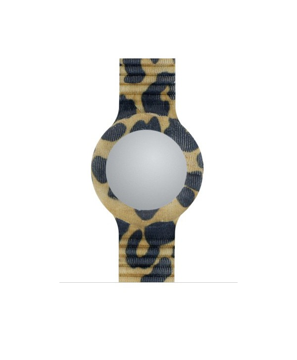 HIP HOP CINT ANIMALIER 32MM HBU0479