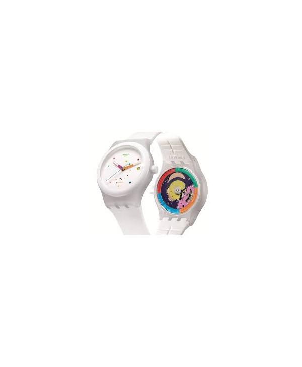 Orologio Swatch Sistem White