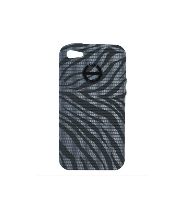 HIP HOP COVER ANIMALIER ZEBRA I PHONE 4 4S HCV0064