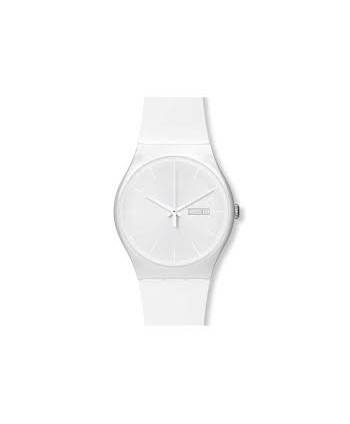 Orologio Swatch White Rebel SUOW701
