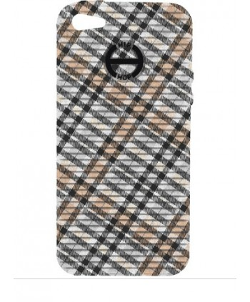HIP HOP COVER TARTAN BURBERRY I PHONE 5 HCV0076